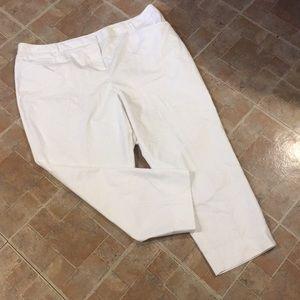 Lane Bryant cotton blend pants size women plus 26